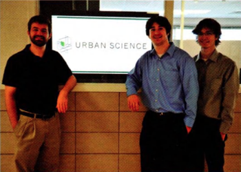Team Members (L-R): Neil Owen, Brian Smith, Christian Hessler