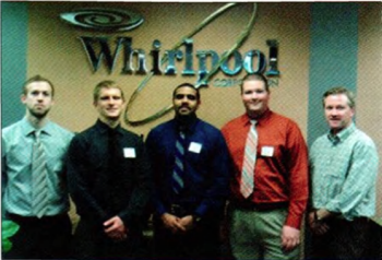Team Members: Brandon Gandy, Michael Olsztyn, Bryan Walega, Robert Wooten