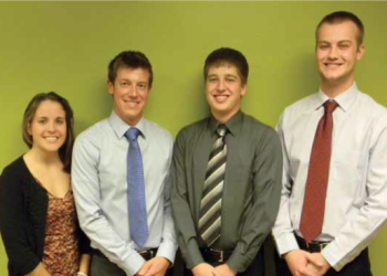 Team Members: Stephen Campbell, Haley Orr, Russell Tindall, Michael Trotter