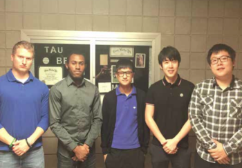 Team Members: Alexander Hoover, George Lewis, Jun Sheng, Shenquan Wang, Libin Ye
