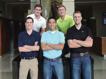 Team Members: Dan Bowers, Ryan Glynn, Andrew Shih, Shane Toreki, Robert Wygant
