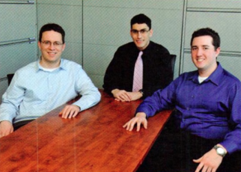Team Members (L to R): Nate Henry, James Solomon, Anthony Curley