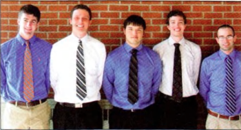 Team Members: Eric Beatham, Anthony Han, Jeff Narkis, Kyle Schubel, Brian White