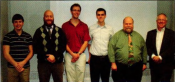 Team Members: Matt Fischer, Tyler Jaynes, Charles Maines, Joseph Ray