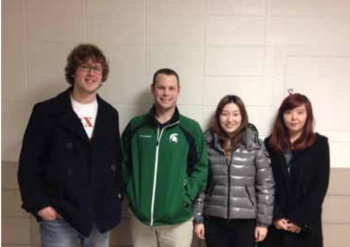 Team Members: Brennan Burke, Matthew Gross, Kun Li, Yi Xue, Matthew Emshwiller, Project Mentor: Luke Balcerzak