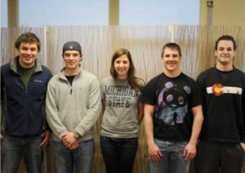 Team Members: Brett Callihan, Ryan Redwood, Megan Chorazyczewski, Norm Freda, Matt Grubba, Project Mentor: Kevin Gibbons