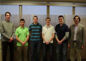 Team Members: Corey Anderson, Sean Crump, Marcus Johnston, Nicholas Lannes, Stephen Owczarek
