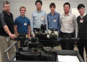 Team Members: Robert Caldwell, Yeuyao Hu, Yichu Jin, Eric Rightor, Yizheng Wang