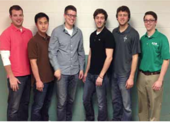 Team Members: Douglas geiger, Raul Maghiar, Phat Nguyen, Scott Smith, Kyle Sweet