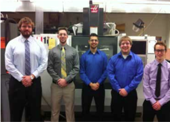 Team Members: David Barrent, Kyle Biega, Nicholas Blancke, Steven Gorney, Kyle Melzer