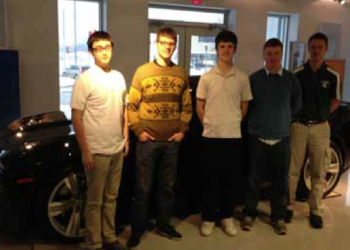 Team Members: Shaun Bezinque, Joshua Hill, Paul Laymon, Xiangyu Wang, Evan Yoder