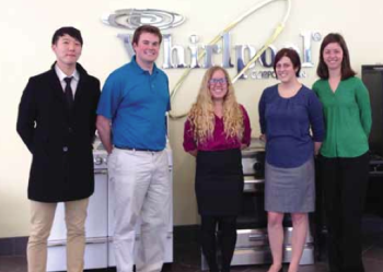 Team Members: Megan Blaszak, Tae Lee, Suzanne Normand, Jeffrey Philippart, Brittany Watton